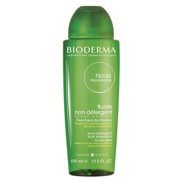 Bioderma Nodé Shampooing Fluide Doux Cheveux Normaux 400ml