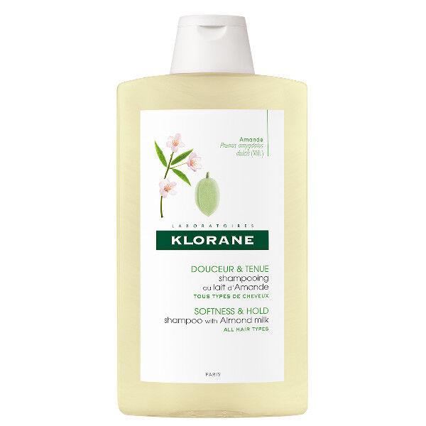 Klorane Lait d'Amande Shampooing Gainant 400ml