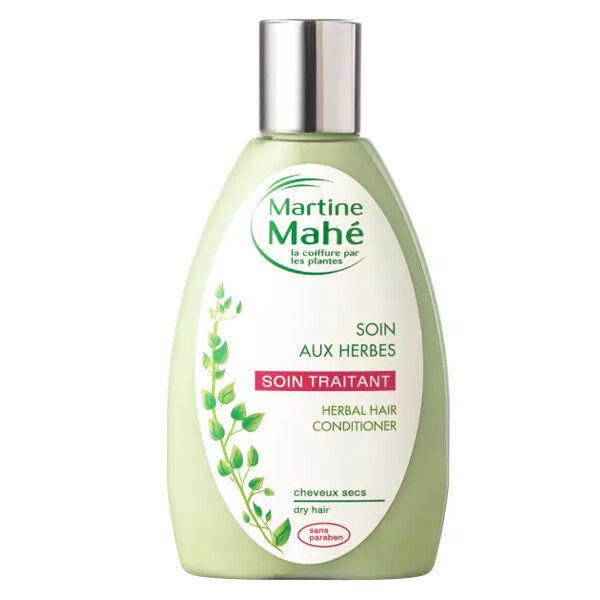 Martine Mahé Soin Traitant aux Herbes Cheveux Secs 200ml