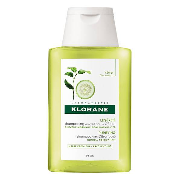 Klorane Shampooing à la Pulpe de Cédrat 100ml