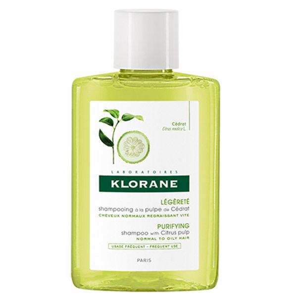 Klorane Shampooing à la Pulpe de Cédrat 25ml