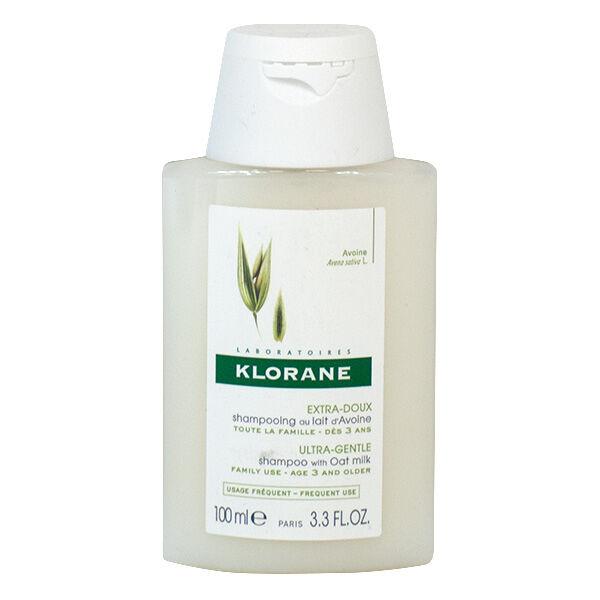 Klorane Shampooing au Lait d'Avoine 100ml