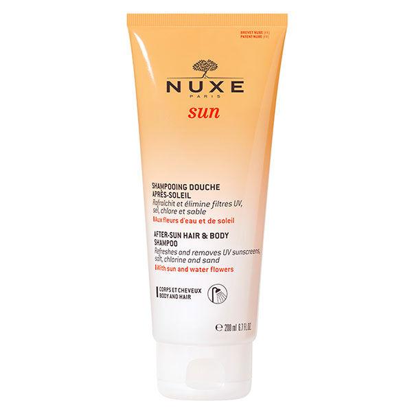 Nuxe Sun Shampooing Douche Aprés Soleil 200ml