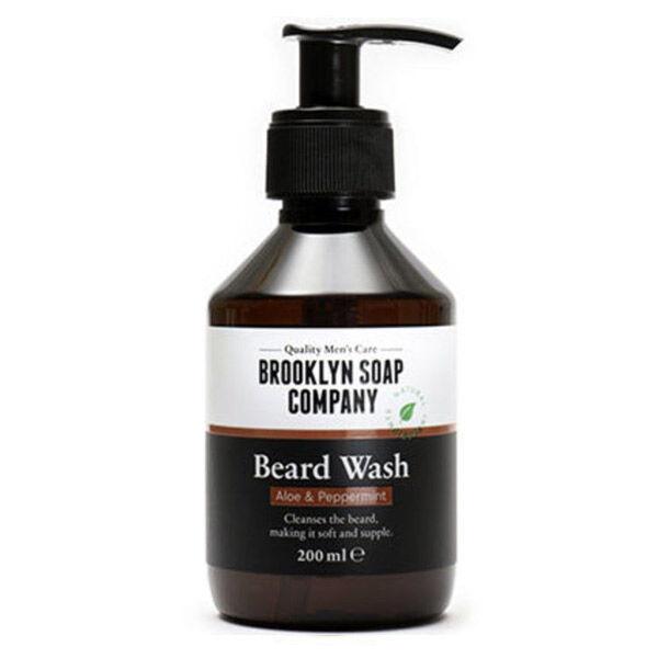 Brooklyn Soap Company Shampooing à Barbe 200ml