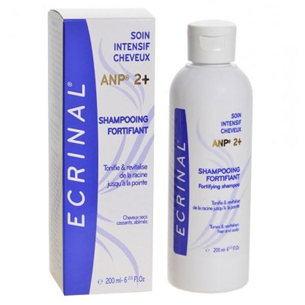 Ecrinal Shampooing Fortifiant Cheveux Secs Cassants Abîmés 200ml