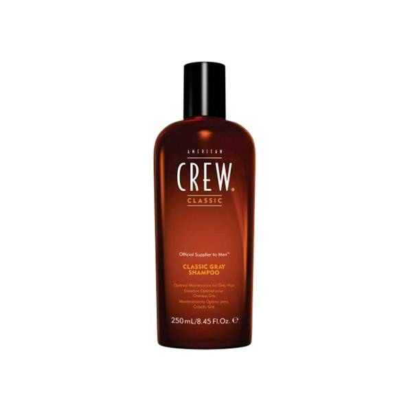 American Crew Classic Shampooing pour Cheveux Gris 250ml