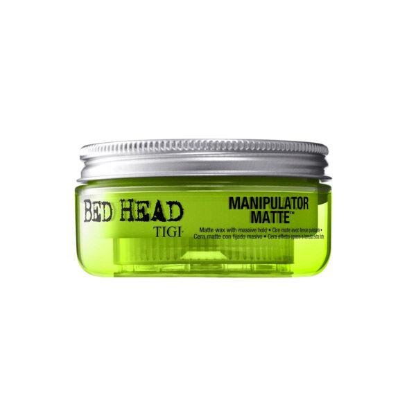 TIGI Bed Head Manipulator Mat Cire Matifiante Fixation Extra Forte 57,5g