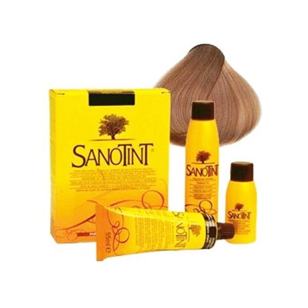 Sanotint Coloration Blond Clair 10 125ml