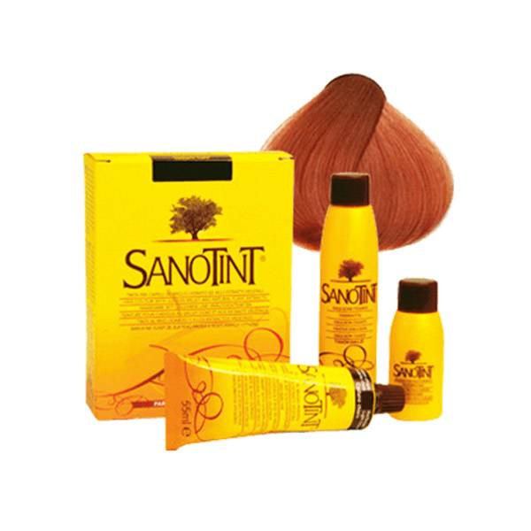 Sanotint Coloration Blond Cuivré 16 125ml