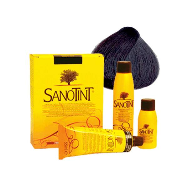 Sanotint Coloration Noir Bleu 17 125ml