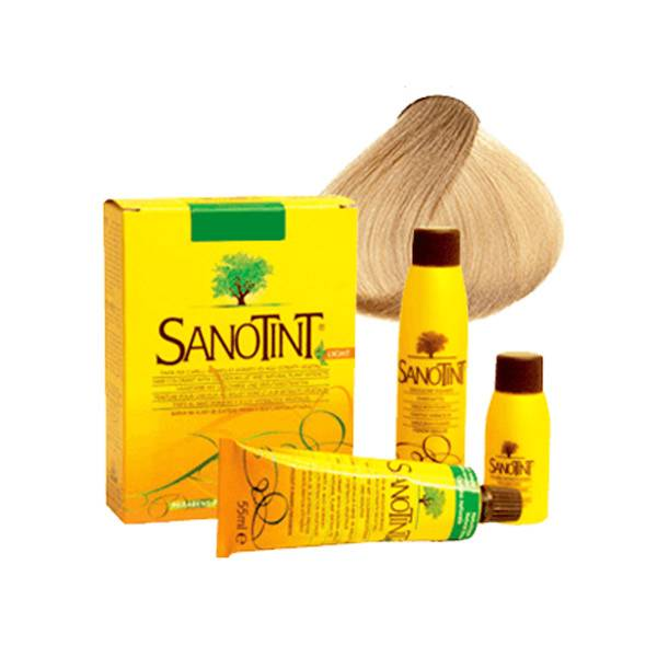 Sanotint Coloration Light Très Blond Doré Extra Clair 88 125ml