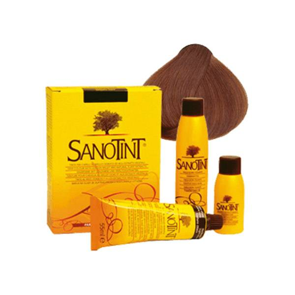 Sanotint Coloration Blond Foncé Doré 30 125ml