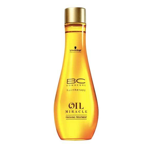 Schwarzkopf Professional BC Oil Miracle Argan Huile de Finition 100ml