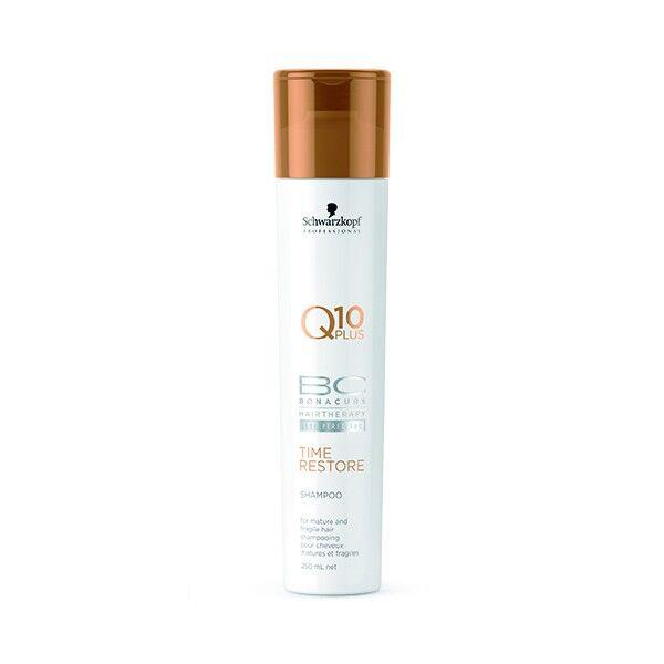 Schwarzkopf Professional BC Q10+ Time Restore Shampooing 250ml