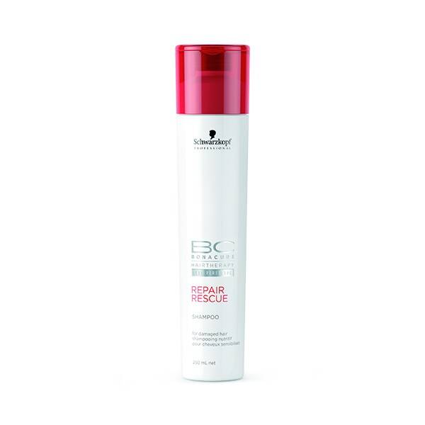 Schwarzkopf Professional BC Peptide Repair Rescue Shampooing 250ml