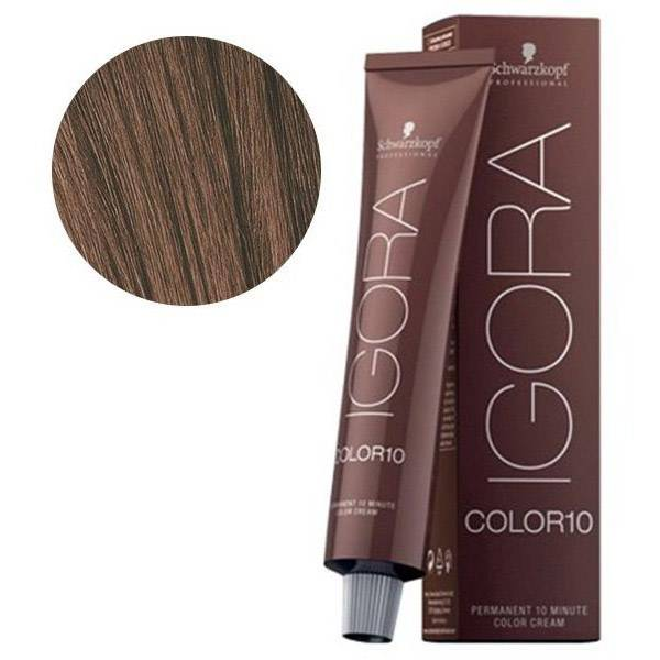Schwarzkopf Professional Igora Royal Coloration 6-60 Blond Foncé Marron Naturel 60ml