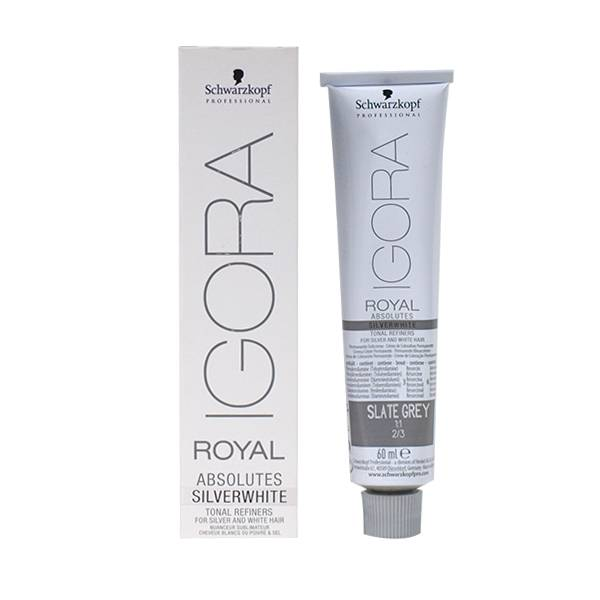 Schwarzkopf Professional Igora Royal Coloration Silver White Gris Anthracite 60ml