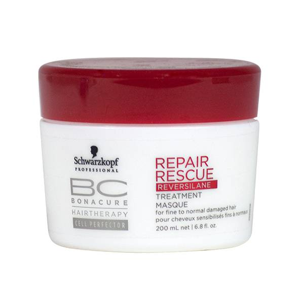 Schwarzkopf Professional BC Peptide Repair Rescue Masque Nutritif 200ml