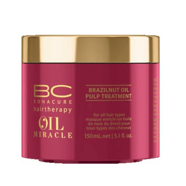 Schwarzkopf Professional BC Oil Miracle Brazilnut Masque 500ml