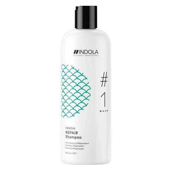 Indola Essentielles #1 Shampooing Réparateur 300ml
