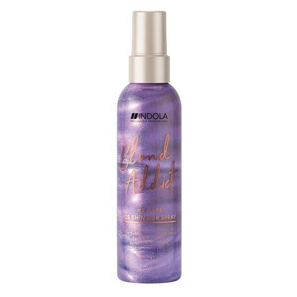 Indola Blond Addict Spray Sublimateur Boucle Blond Froid 150ml