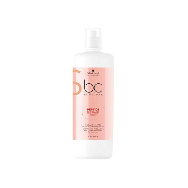 Schwarzkopf Professional BC Peptide Repair Rescue Shampooing 1l