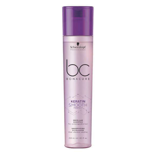 Schwarzkopf Professional BC Keratine Smooth Perfect Shampooing Micellaire 250ml