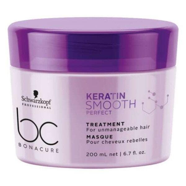 Schwarzkopf Professional BC Keratine Smooth Perfect Masque 200ml