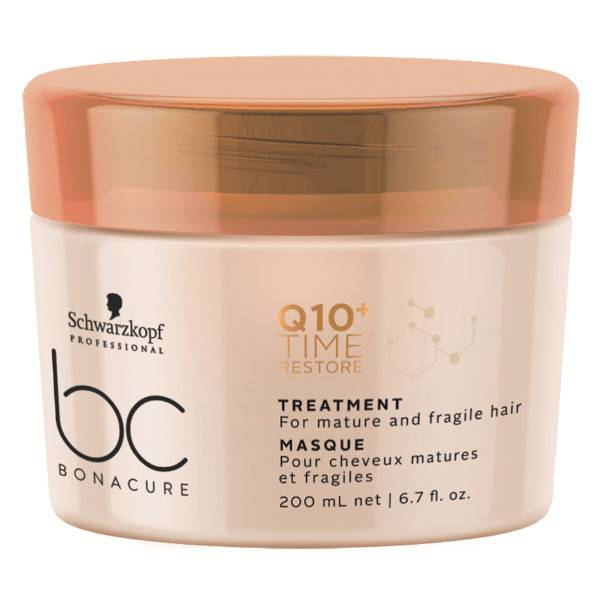 Schwarzkopf Professional BC Q10 Time Restore Masque 200ml