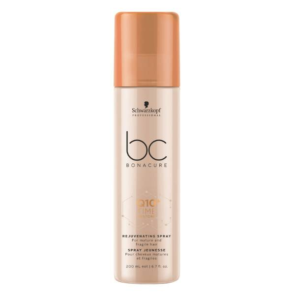 Schwarzkopf Professional BC Q10 Time Restore Spray Baume 200ml