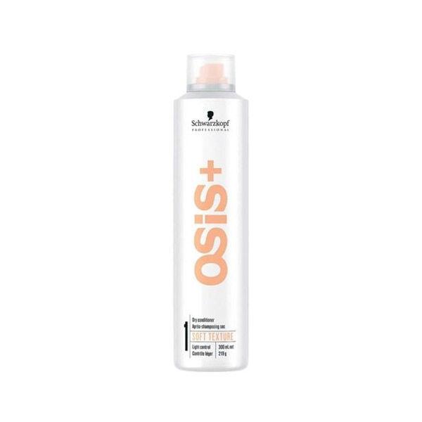 Schwarzkopf Professional Osis+ 1 Soft Texture Après-Shampooing Sec 300ml