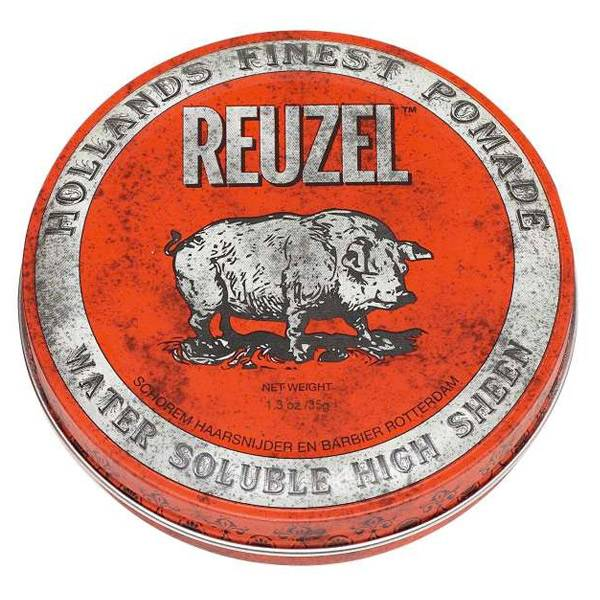 Reuzel Cire Cheveux Fixation Moyenne Red 35g