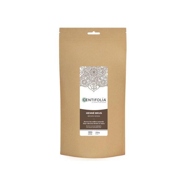 Centifolia Henne Brun 250g