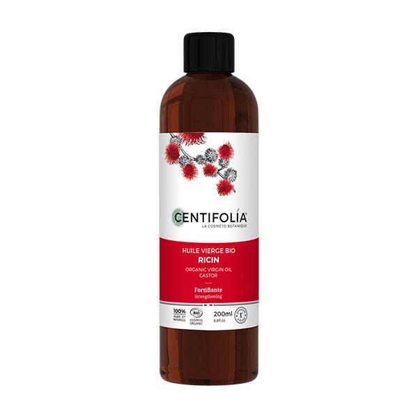 Centifolia Huiles Végétales Vierges Biologiques Ricin 200ml