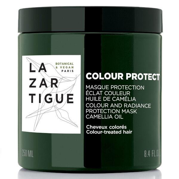 Lazartigue Colour Protect Masque Protection Éclat Couleur Huile de Camélia 250ml