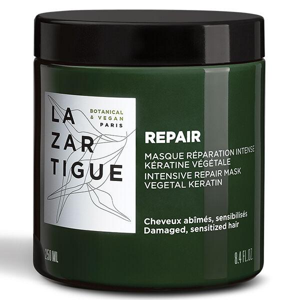 Lazartigue Repair Masque Réparation Intense Kératine Végétale 250ml