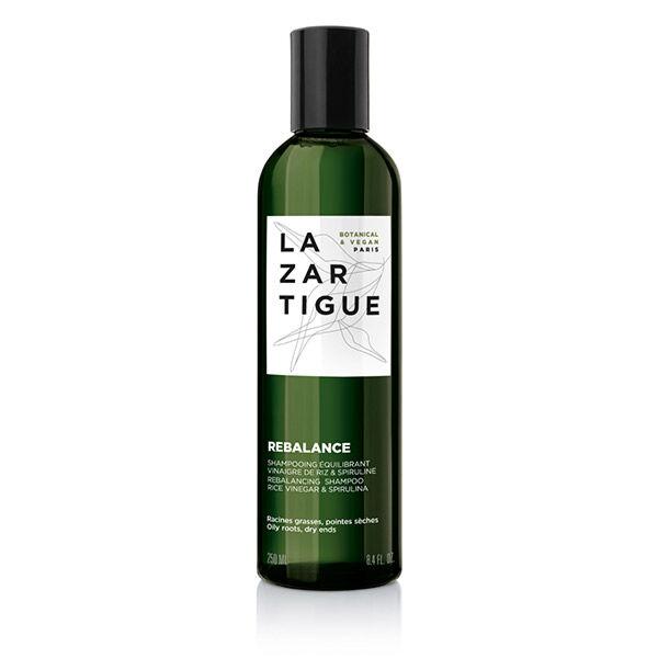 J.L. Lazartigue Rebalance Shampooing Équilibrant Racines Grasses Pointes Sèches 250ml