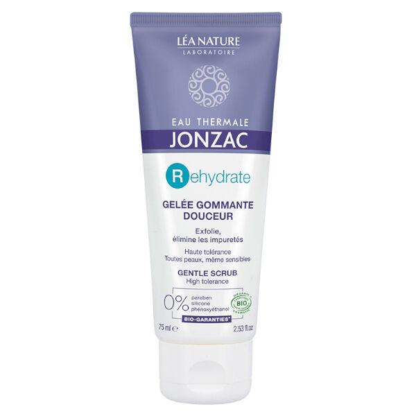 Jonzac Rehydrate Gelée Gommante Douceur Bio 75ml