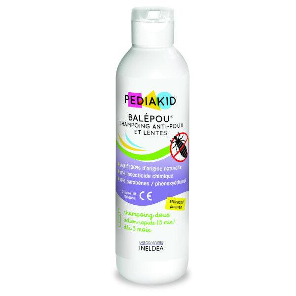 Pediakid Balépou Shampooing Flacon 200ml