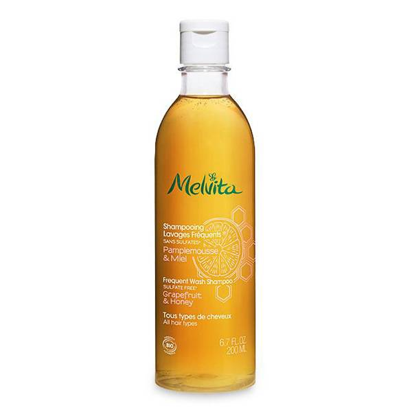 Melvita - Les Essentiels - Shampooing Lavages Fréquents 200ml