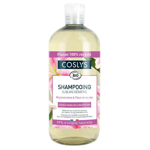 Coslys Shampooing Sublime Kératine Bio 500ml