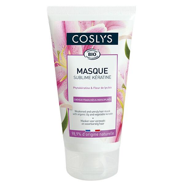 Coslys Masque Sublime Kératine Bio 150ml
