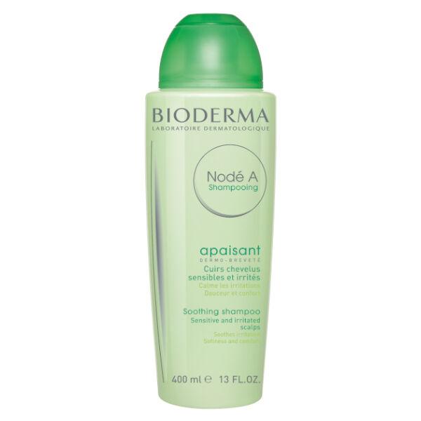 Bioderma Nodé A Shampooing Apaisant Cuirs Chevelus Sensibles Irrités 400ml