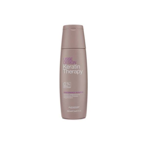 Alfaparf Lisse Design Keratin Therapy Shampooing d'Entretien 250ml