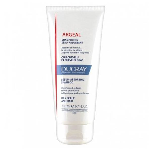 Ducray Argeal Shampooing Cheveux Gras 200ml