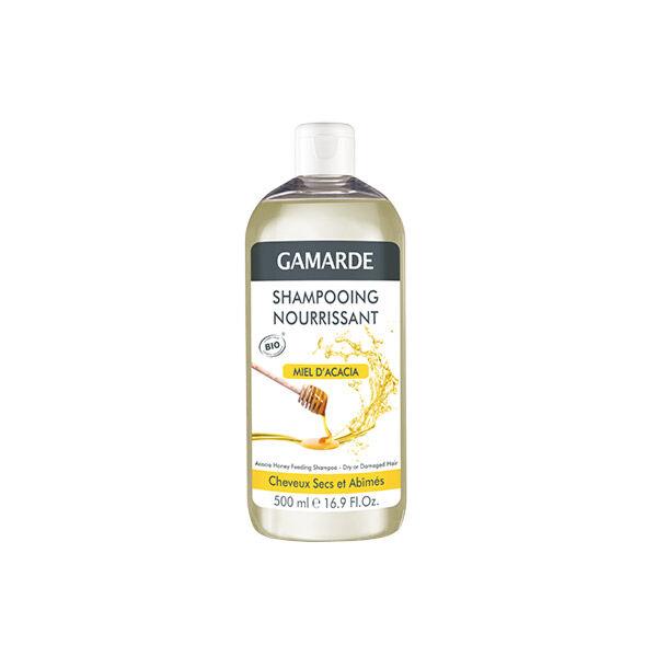 Gamarde Shampooing Nourrissant Miel d'Acacia 500ml