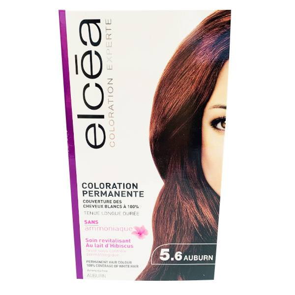 Elcea Coloration Permanente Auburn N5.6