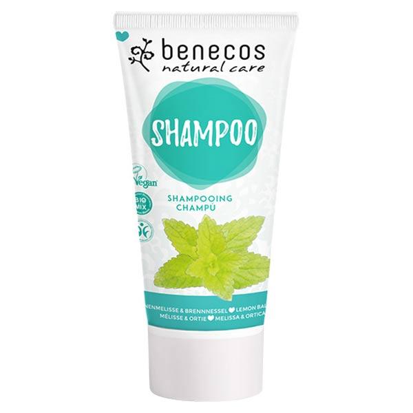 Benecos Shampooing Ortie & Mélisse 200ml