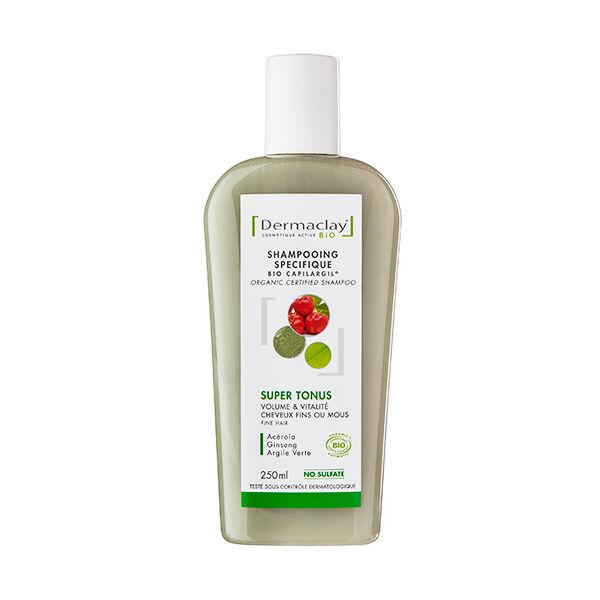Dermaclay Shampooing Bio Super Tonus 250ml