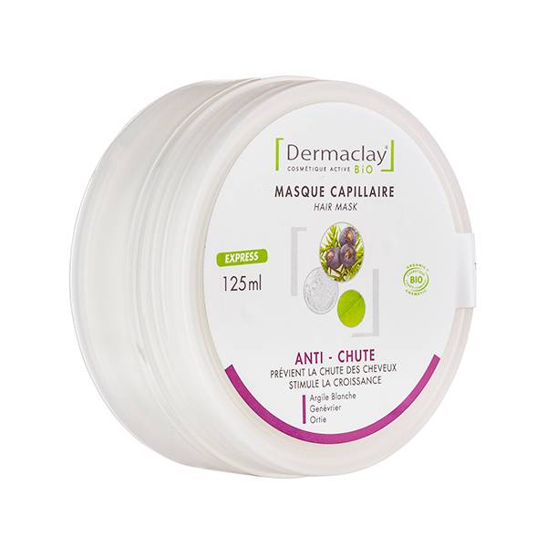 Dermaclay Masque Capillaire Anti Chute 125ml